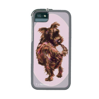 Puppy Tail Cover For iPhone 5/5S