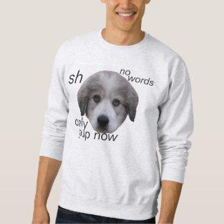 puppy time sweatshirt