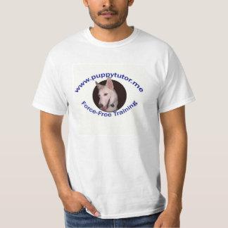 Puppy Tutor Dog Training T-Shirt