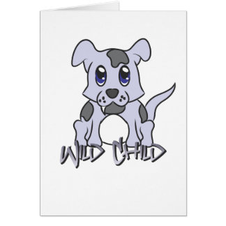 Puppy WC Greeting Cards