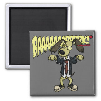 Puppy Zombie 1 Magnet