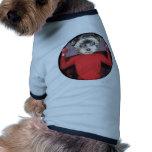Pups workout dog t-shirt