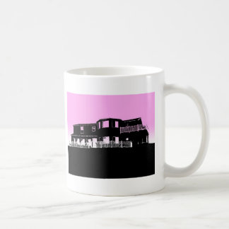 pur basic white mug