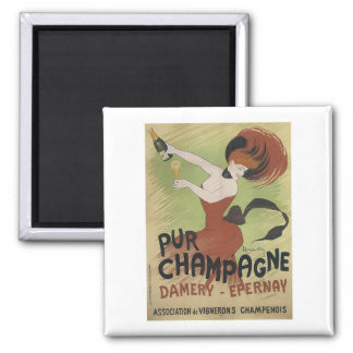 Pur Champagne Damery-Epernay Magnets