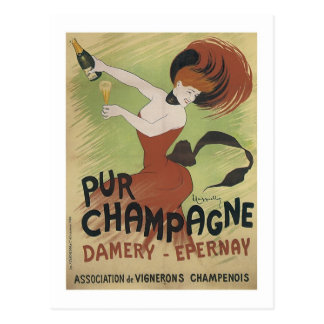 Pur Champagne Damery-Epernay Post Cards