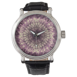 PUR-polarize Blue Mandala Watch