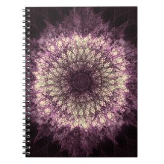 PUR-polarize Mandala Notebook
