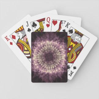 PUR-polarize Mandala Playing Cards