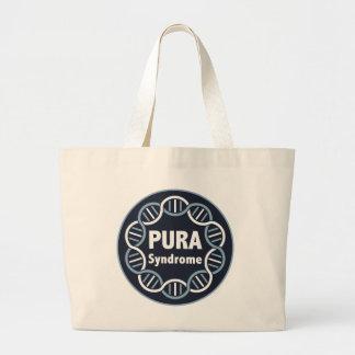PURA logo tote bag