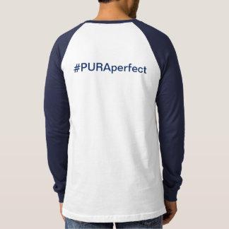 PURA Logo Wear Baseball Top
