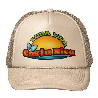 Pura Vida Costa Rica Trucker Hat