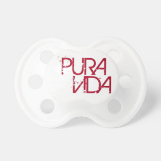 Pura Vida (Pure Life) Products Pacifier