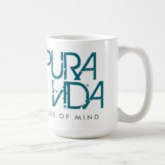 Pura Vida State of Mind Costa Rica Coffee Mug