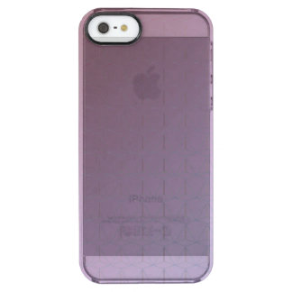 Purble Classic Iphone marries Clear iPhone SE/5/5s Case