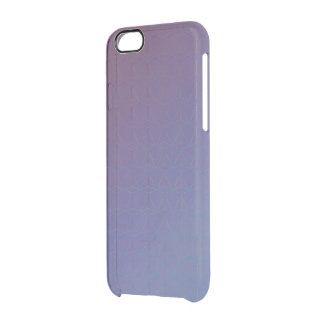 Purble Iphone marries Clear iPhone 6/6S Case