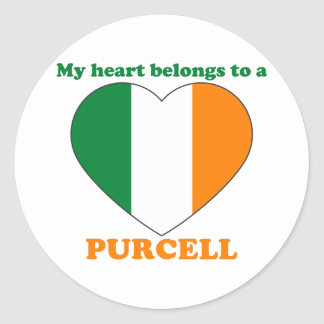 Purcell Stickers
