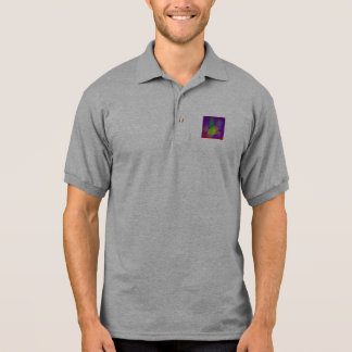 Pure Abstract Polo T-shirt