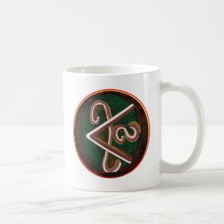 Pure Artistic - REIKI Karuna Symbol Mug