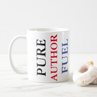 Pure Author Fuel Coffee Mug