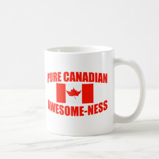 Pure Canadian Awesome-ness Coffee Mug