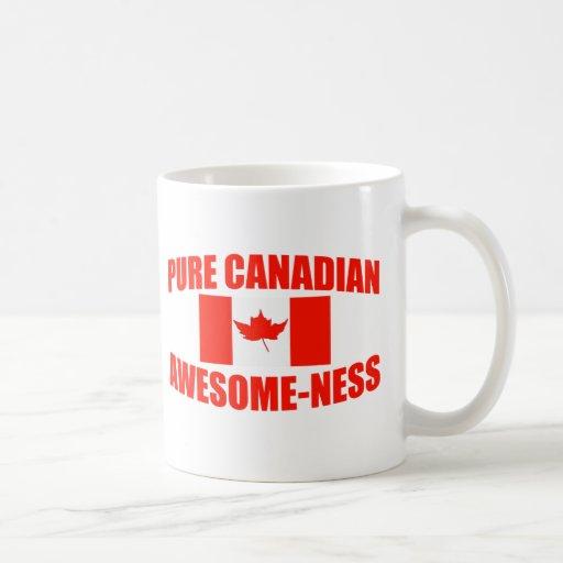 Pure Canadian Awesome-ness Mug