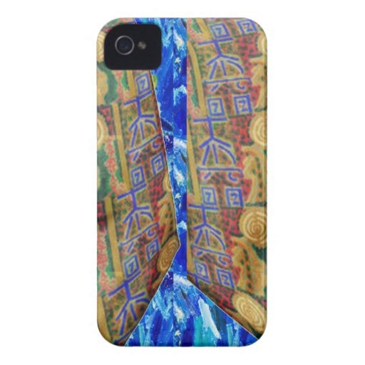PURE Color REIKI Healing Symbols by MASTER Navin J iPhone 4 Cover