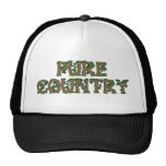 PURE COUNTRY CAP TRUCKER HAT