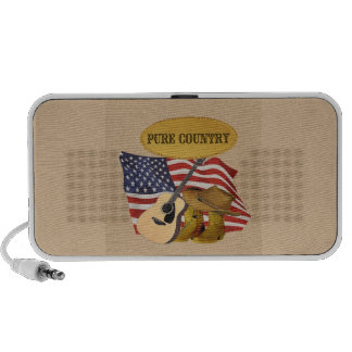 Pure Country Doodle Speaker