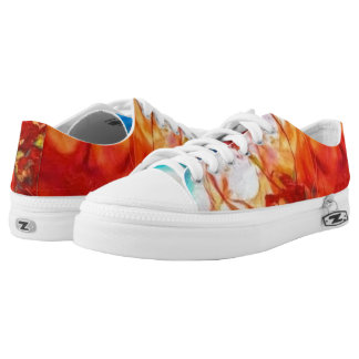 Pure Energy and Accidental Chaos Shoe Printed Shoes