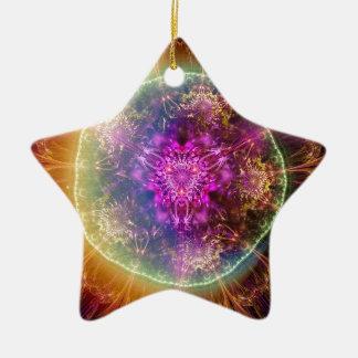 Pure Energy Ceramic Star Decoration