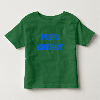 PuRe EnErGy Toddler T-Shirt