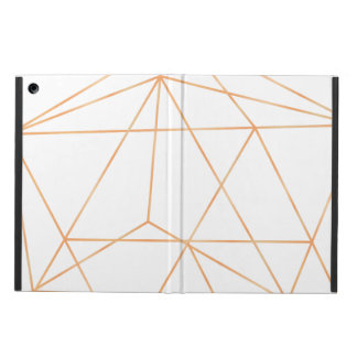 Pure Geometry iPad Air Case