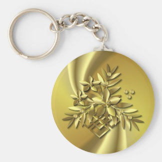 Pure Gold Keychains