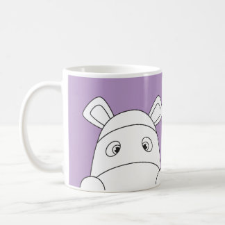 Pure Impossimals® - Cheeky Lilac Basic White Mug