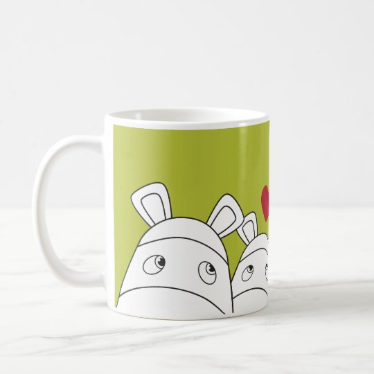 Pure Impossimals® - Gorgeous Green Coffee Mug