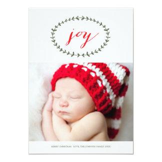 Pure Joy Holiday Card