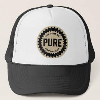 Pure Oil Trucker Hat