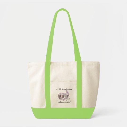 Pure Paisley Logo, eco chic shoppi... - Customised