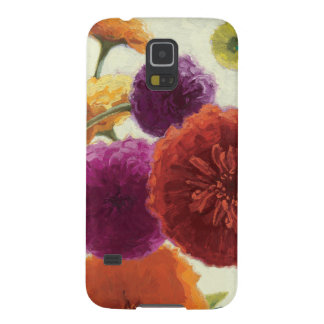 Pure Palette Zinnias Galaxy S5 Cases