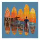 Pure Surfing Poster