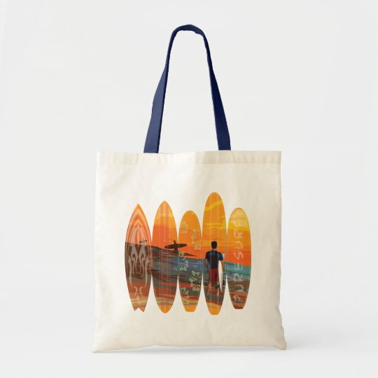 Pure Surfing Tote Bag