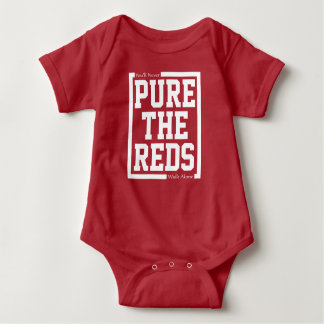 Pure The Reds YNWA Baby Bodysuit