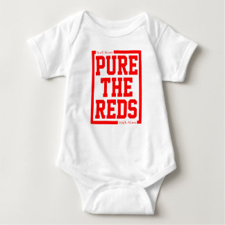 Pure The Reds YNWA White Baby Bodysuit