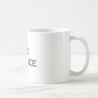 Pure Trance Basic White Mug
