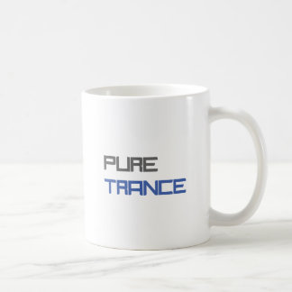 Pure Trance Basic White Mug