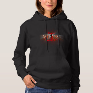 Pure Welsh Passion Hoodie