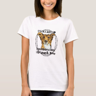 Purebred Romanian Street Dog T-Shirt