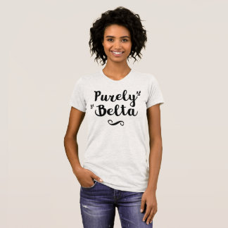 Purely Belta Geordie Newcastle Dialect Tee