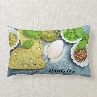 Purely veg Pillow