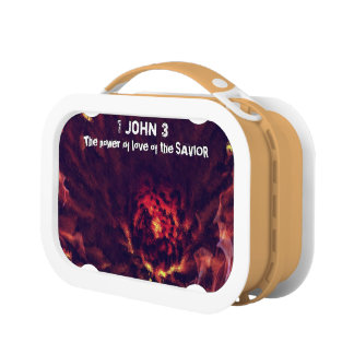 Purify, the power of love of the SAVIOR Lunch Box